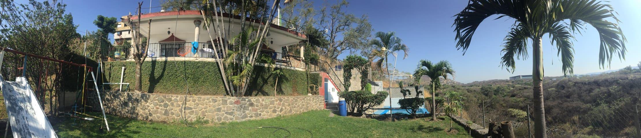 Casa Xochitepec Morelos - Xochitepec - Haus
