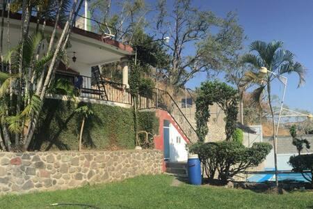 Casa Xochitepec Morelos - Xochitepec - Talo