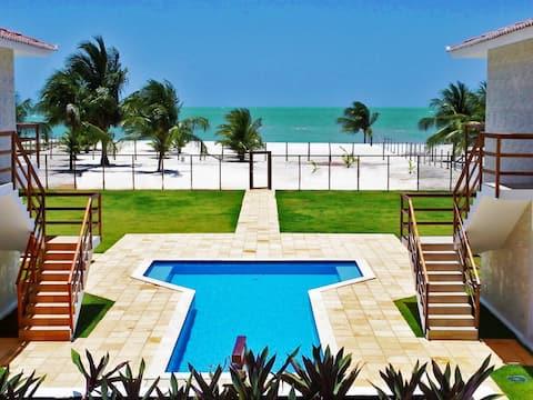 Пляж Манга-Верде 12: Вид на бассейн и океан