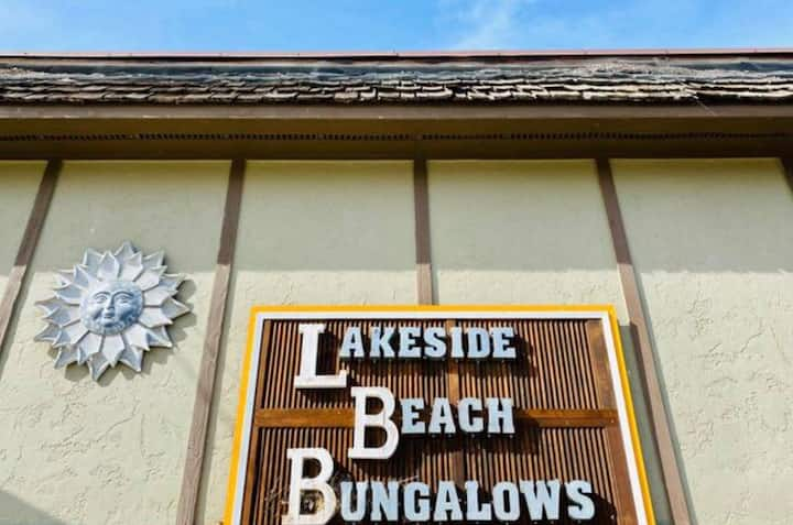 Lakeside Beach Bungalow #2