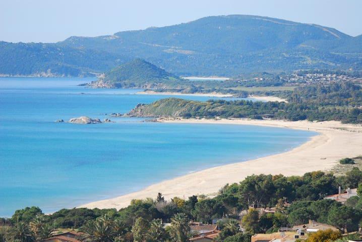 Costa Rei - Villetta a 200 metri dal mare