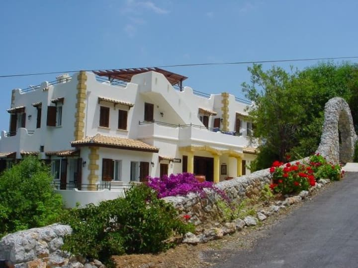 Superb luxury villa with sea views