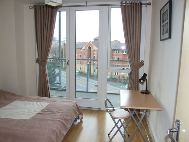 A very Nice, Clean, Secure private at City Centre