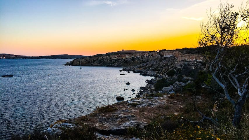 Try the unique glamping experience in Malta - Il-Mellieħa - Teltta