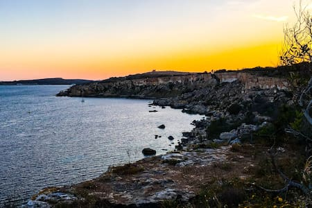 Try the unique glamping experience in Malta - Il-Mellieħa - 帐篷