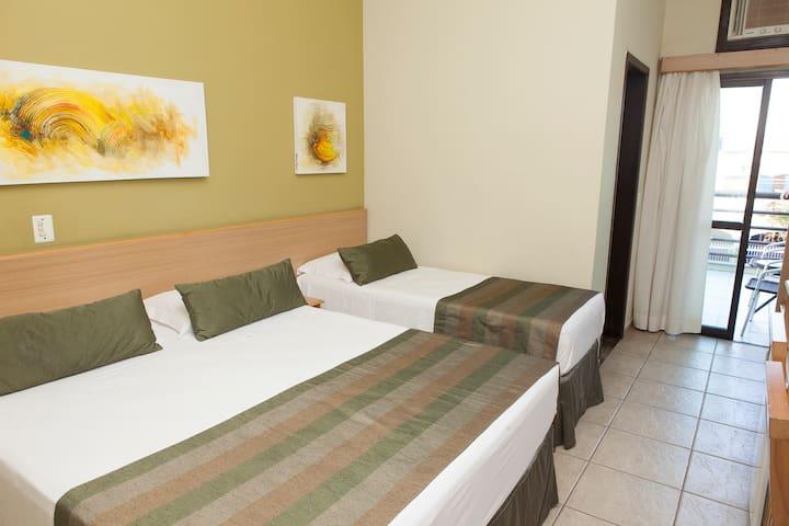 Hotel Vicino Al Mare - Quarto Duplo Superior