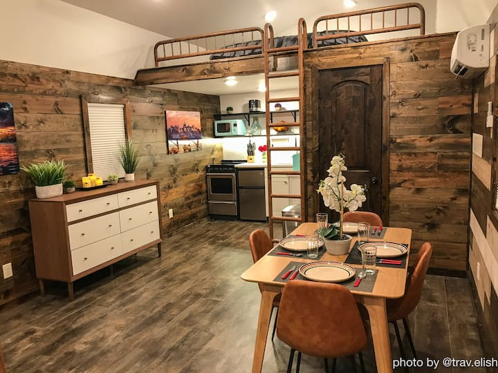 Teton Tiny Home