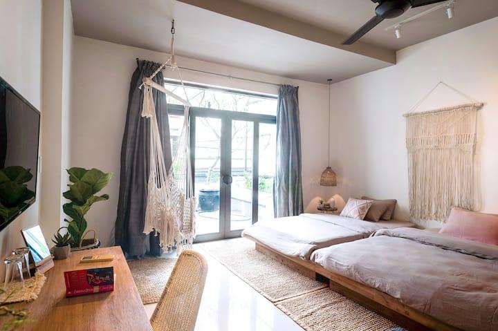 AYA Homestay-AYASU ROOM-HEART of HCMC-District 1