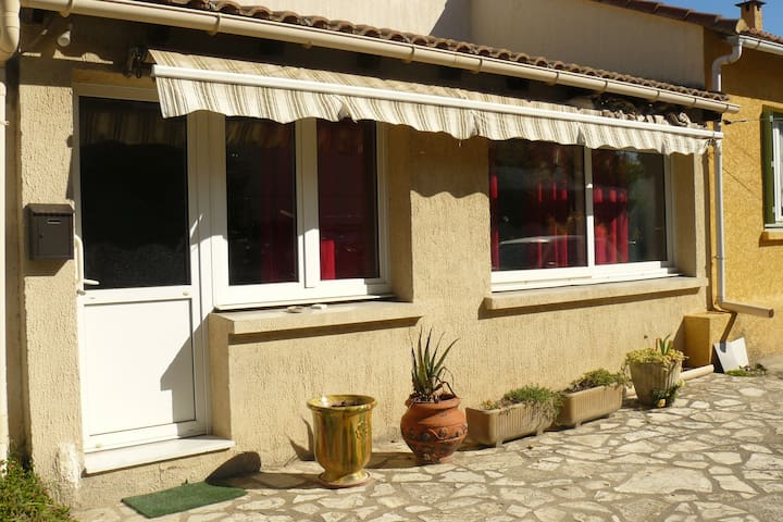 T2 50 m2 calme, ensoleillé 4 km Montpellier centre - Saint-Jean-de-Védas - Apartamento