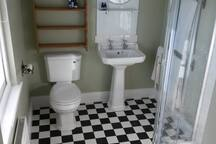 New bathroom, ensuite