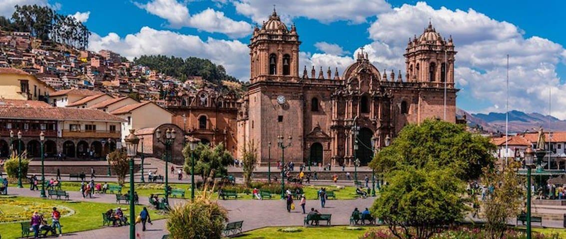 Michael & Fernanda's Favorite Restaurants in Cusco