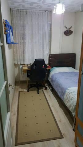 İstanbul Üsküdarda merkeze yakın oda