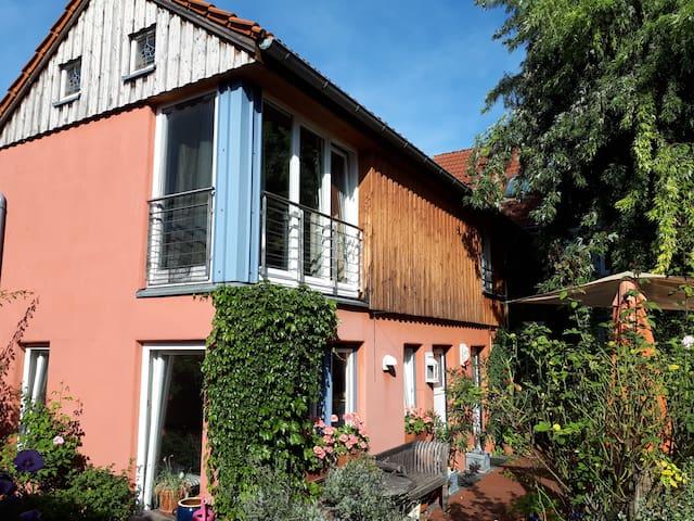 Schicke Wohnung möbliert  im Ortskern von Dieburg
