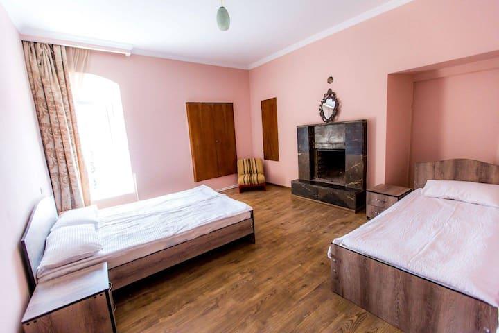 "Telavi guest house ""Sanapiro"" - Telavi - Apartamento"
