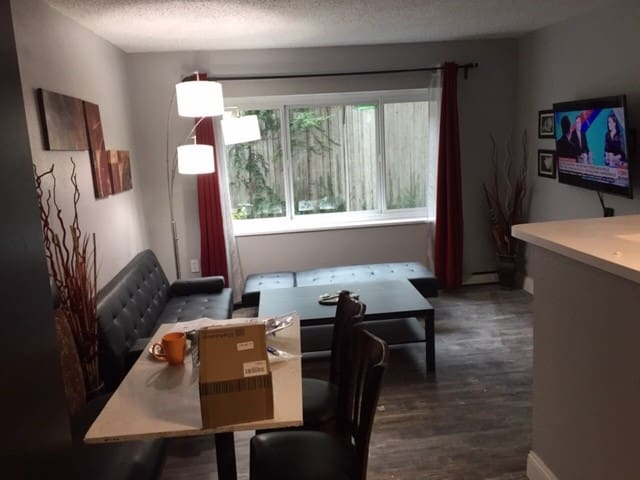One Bedroom Condo in Downtwon Seattle