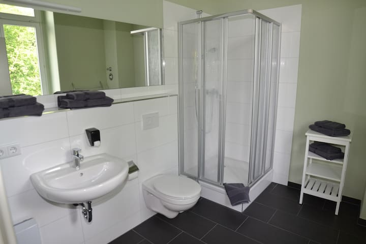 Badezimmer - Rosalie