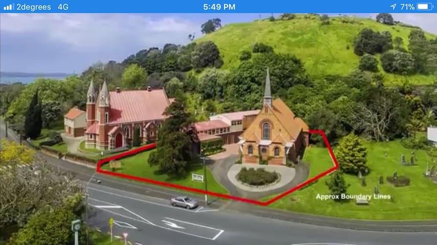 St Pauls Church Hall in Devonport