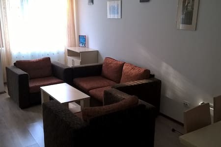 "Apartment on the Ski Run ""Stenata"