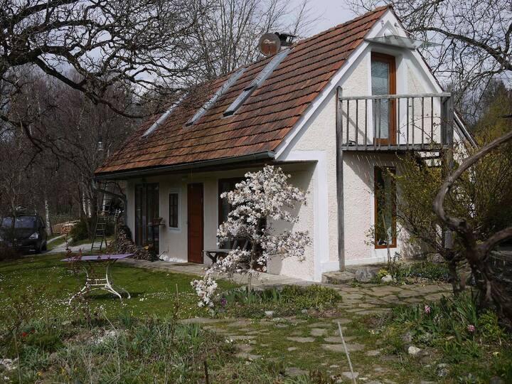 Gartenidylle nahe Graz