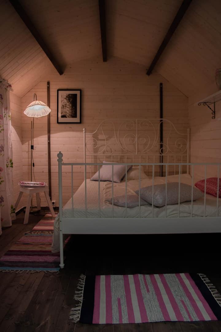 Romantiikka in Guesthouse Little Tundra