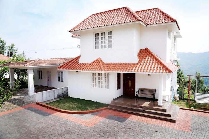 Samarakshitha - The Villa