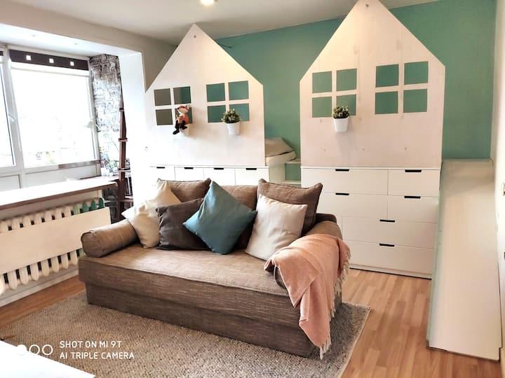 Idea apartament