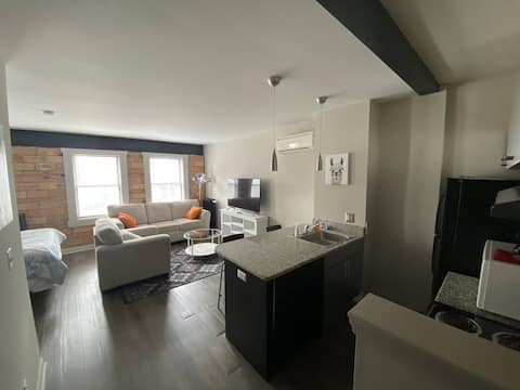 Chic & Cozy Pet Friendly Downtown Studio! 310-105