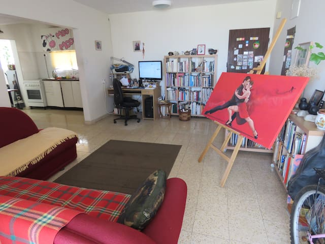 Cozy apartment in a quiet area of Ashdod