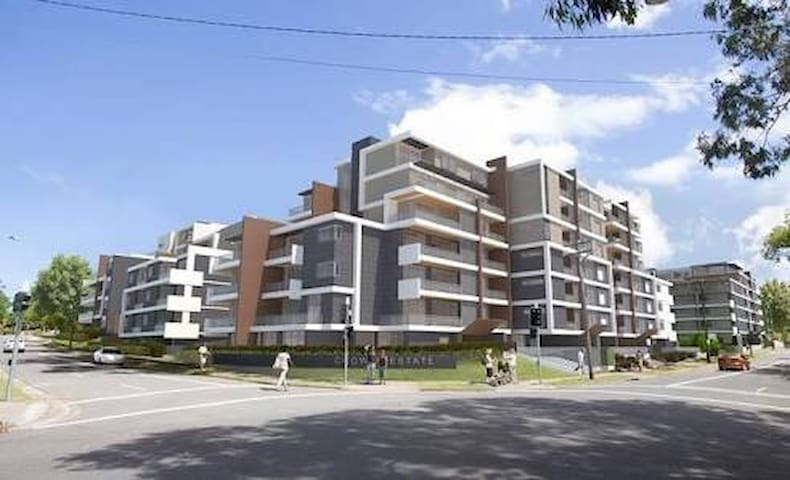 Main Building locates in a convenient location like close to Sydney Olympic Park, Top Ryde Shopping center and located in a central location of Sydney and very easy access to Sydney CBD.