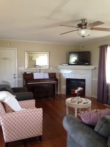Cozy Stay in Eastern North Carolina