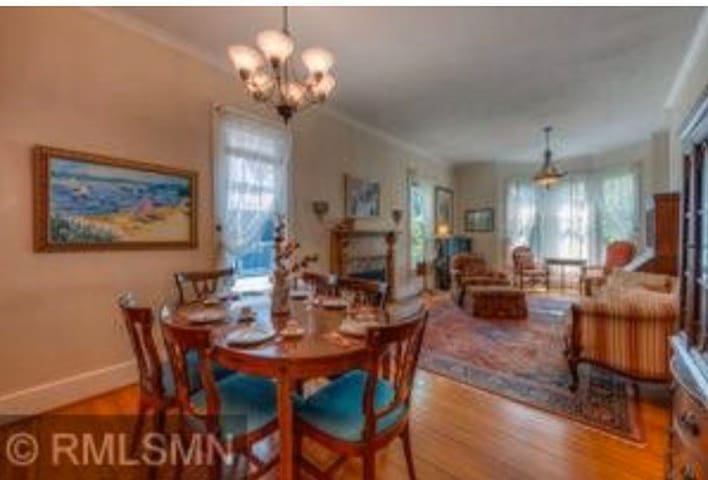 Exquisitely Updated 1880 Historical Victorian
