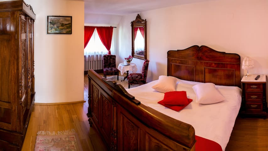 Cozy room near Dracula's Castle - Șimon - Rumah