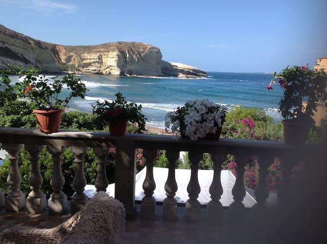 Villa incantevole a 5 metri dal marea Santa Cateri
