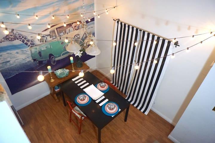 1 bdrm apt + cozy loft - Sherman Oaks - Los Angeles - Apartamento