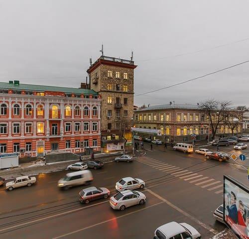 Апартаменты в Центре города 1к. Ворошиловском