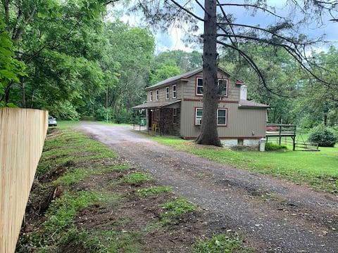 Private cottage on Susquehanna river!!