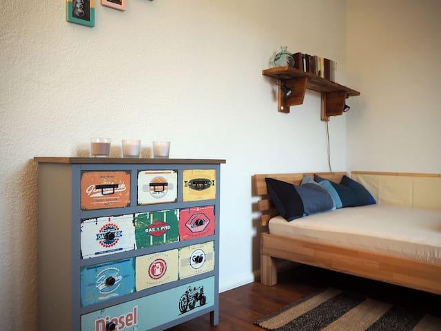 ★★★ New Apartment central +Netflix +coffee/tea