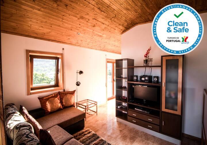 Village House | Hosts 6 | Vinhais - Rio de Fornos