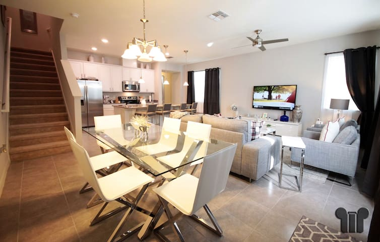 M5116AD TownHouse Compass Bay - Kissimmee - Townhouse