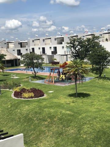 Cómoda casa en Xochitepec para fin de semana