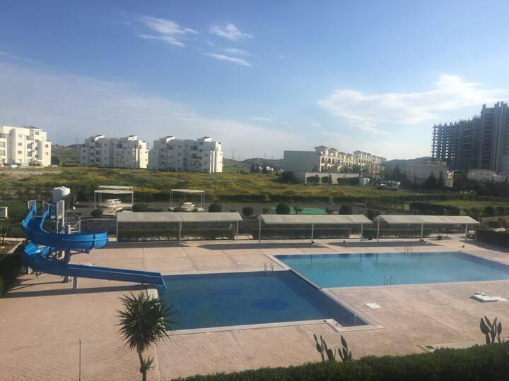 Penthouse Flat in Seaview Resort