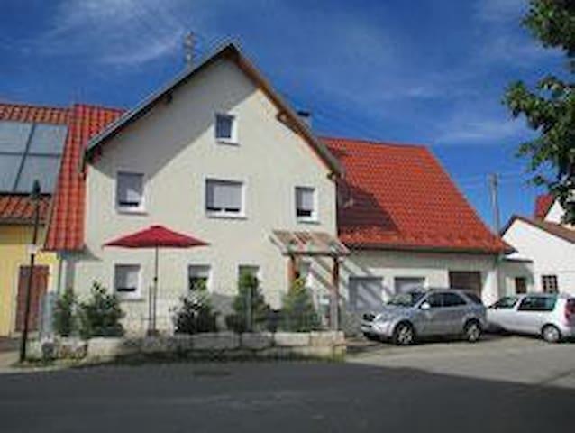 Zaininger Ferienhaus auf der Schwäbischen Alb
