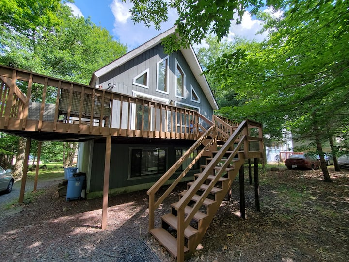 A Home Away from Home in Poconos