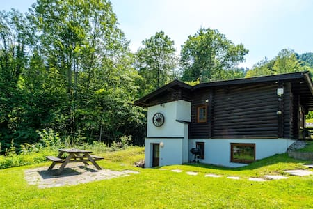 Quaint Chalet in Wörgl with Private Garden