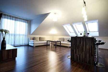 Apartament Bałtyk IV 2-pokoje max 6os. - Apartment