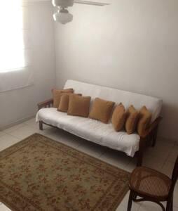 Linda habitación frente al mar. - Santo Domingo - Bed & Breakfast