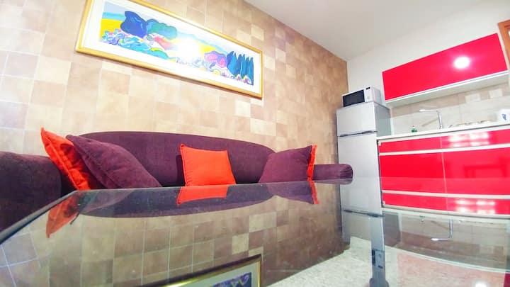 City Suites - One bedroom Suite