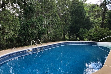 Creekside Cottage with Pool on the Perkiomen Trail