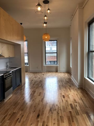Spacious Studio Loft for Summer in New Haven