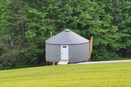 The Hummingbird Yurt